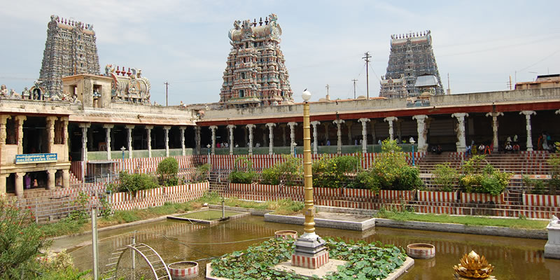 tour packages in madurai